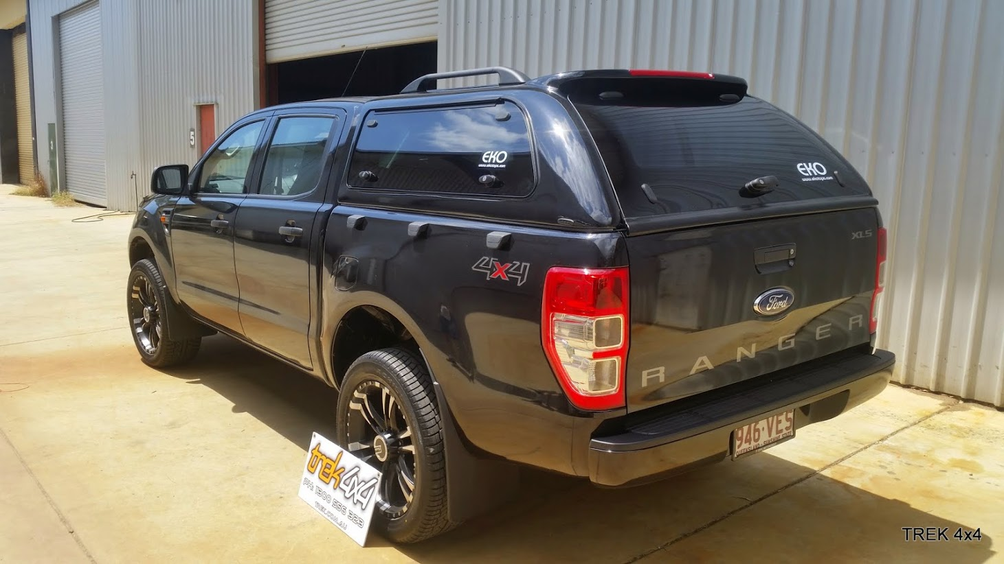 Ford Ranger Px Canopy
