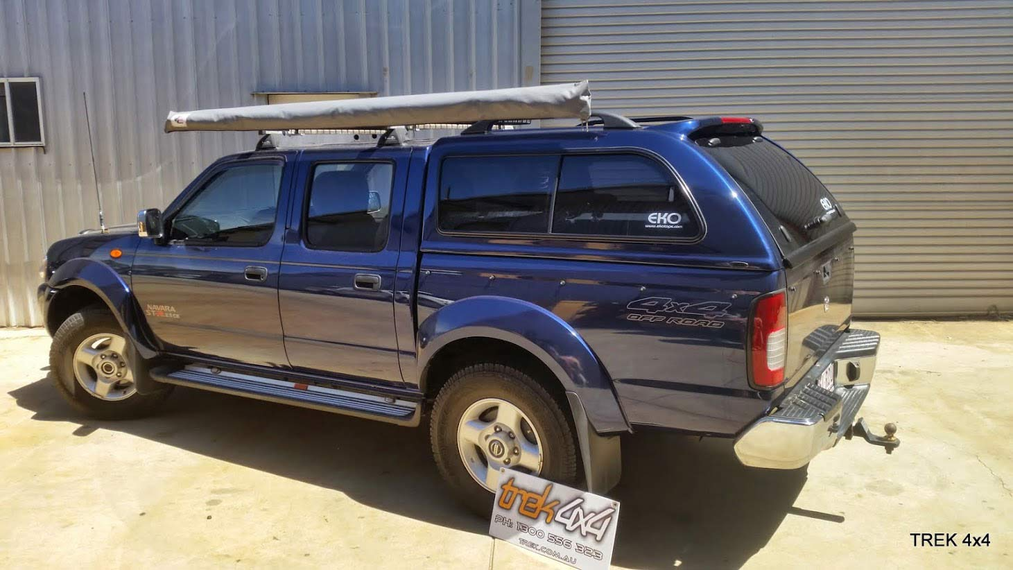 Canopy Bed Nissan Navara D22 Long Bed Dual Cab Canopy