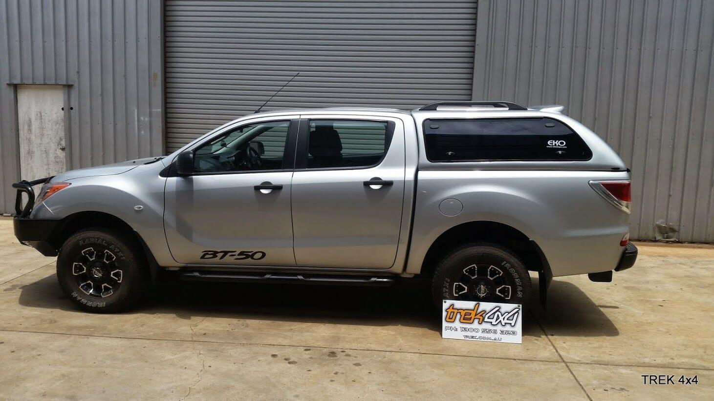 ShopEKO ... & Mazda BT-50 | 2012+ Dual Cab Canopy