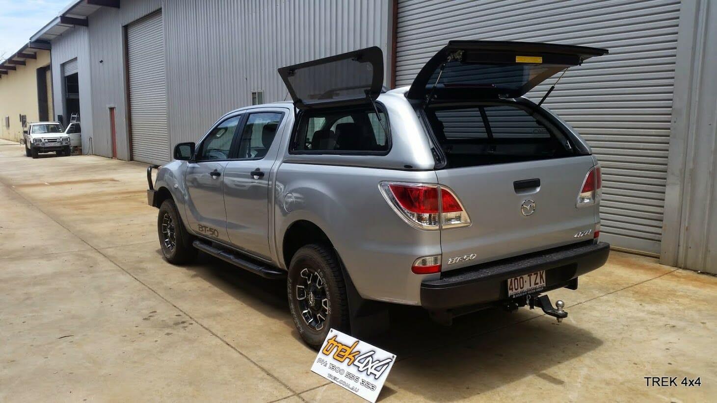 mazda bt-50   2012+ dual cab canopy