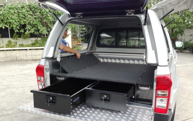 Diy Truck Canopy Lift Diy Truck Cap Lift Stage 1 Garage