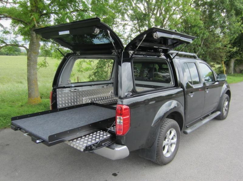 Tray Slide Flat Bed Canopies For Your Ute Or 4 215 4 Vehicle