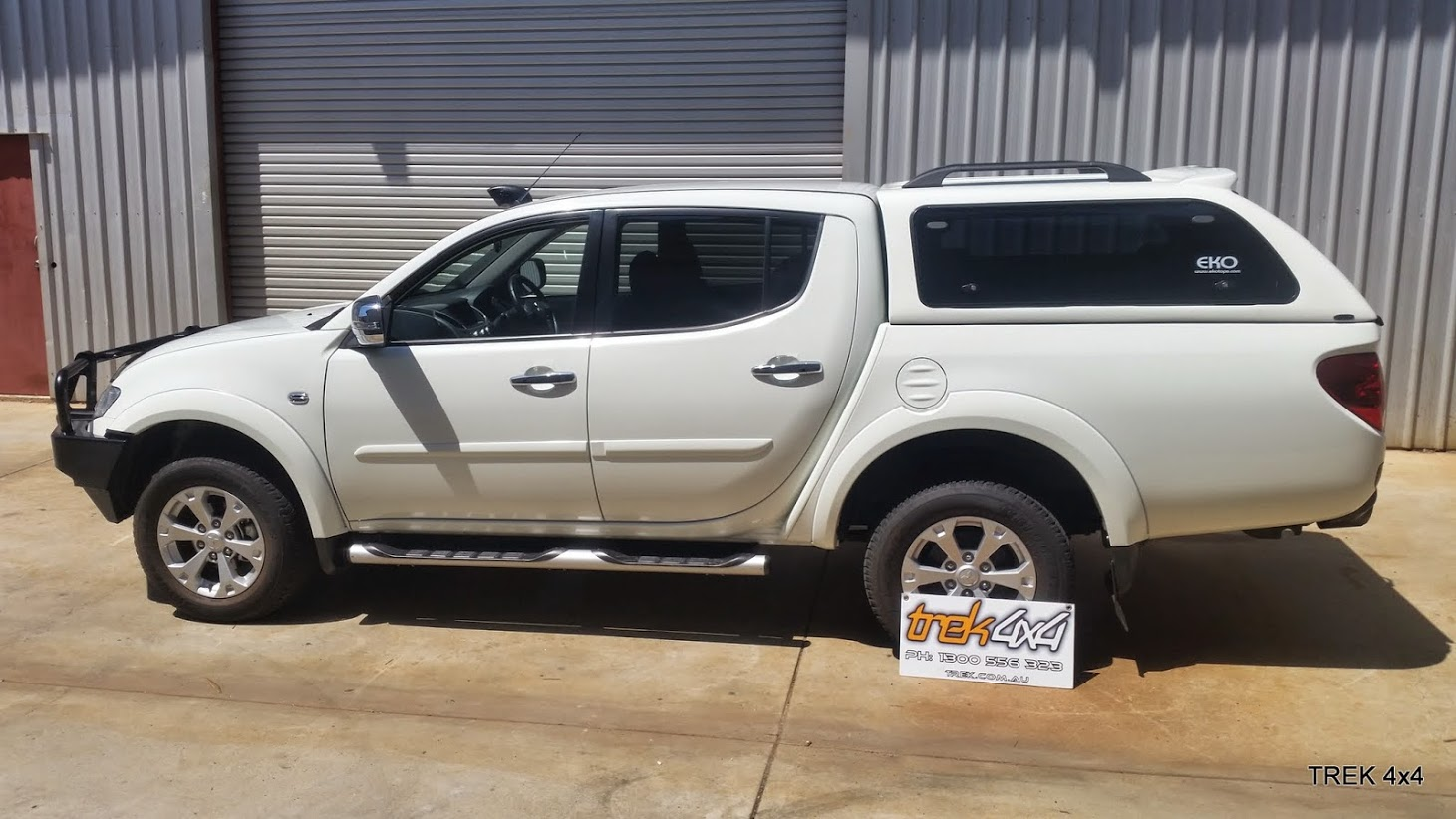 Mitsubishi Triton Mn Dual Cab Canopy Canopies For Your