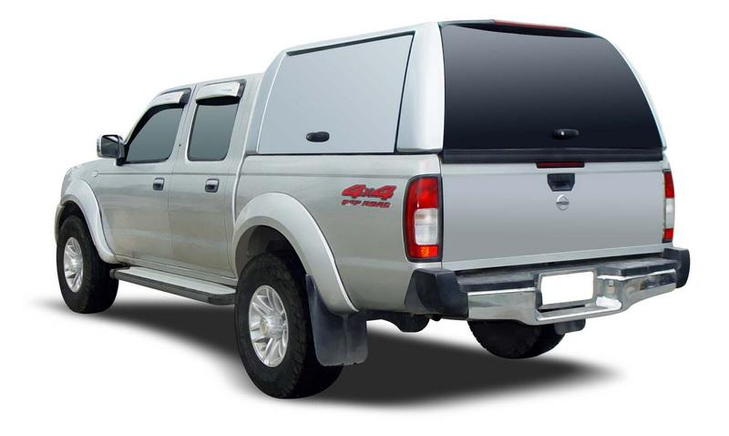 ShopWorkstyle ...  sc 1 st  Trek 4X4 & NISSAN NAVARA D22 LONG BED WORKSTYLE CANOPY