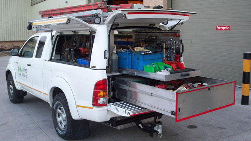 Toyota-Hilux---Workstyle-Canopy-with-'drawer-system'