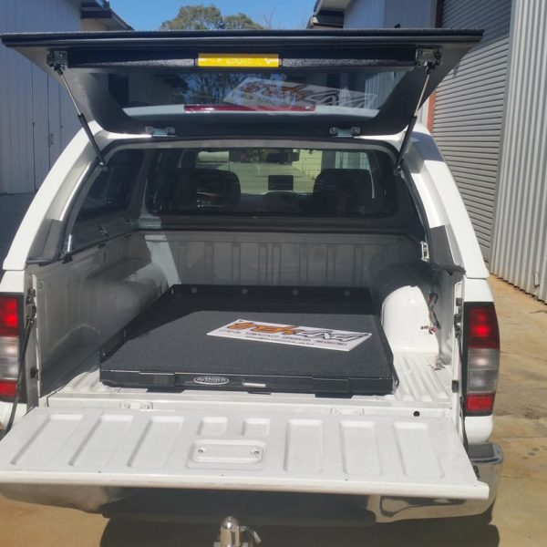 Nissan Navara D22 Long Bed Dual Cab Canopy Canopies For