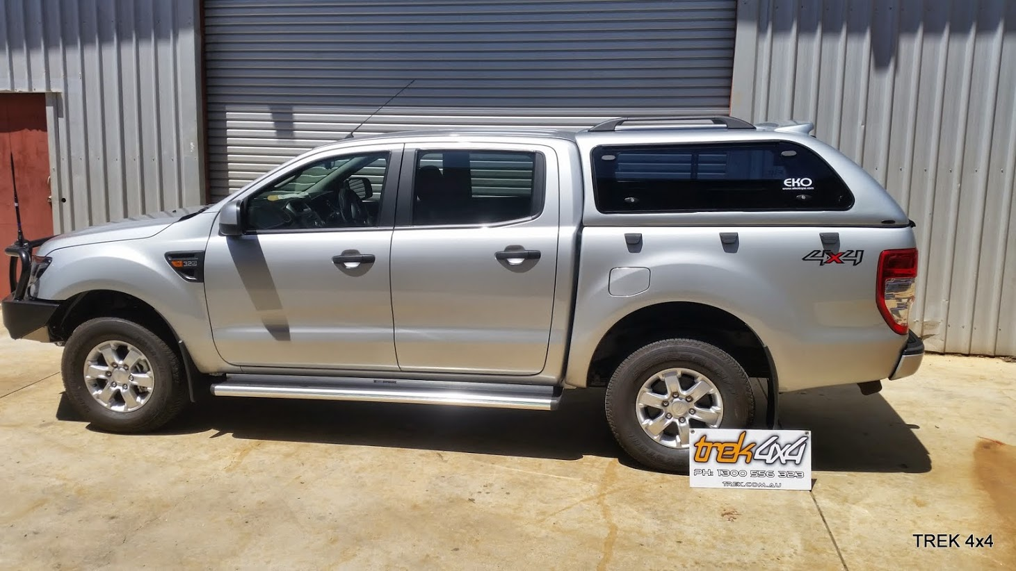 Ford Ranger Canopy Picture ShopEKO