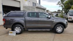 FORD Ranger PX ute canpy in WVQ Magnetic