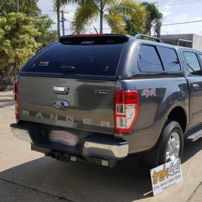 FORD Ranger PX with EKO Canopy in WVQ Magnetic
