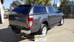 FORD Ranger PX with EKO Canopy in WVQ Magnetic-trek4x4