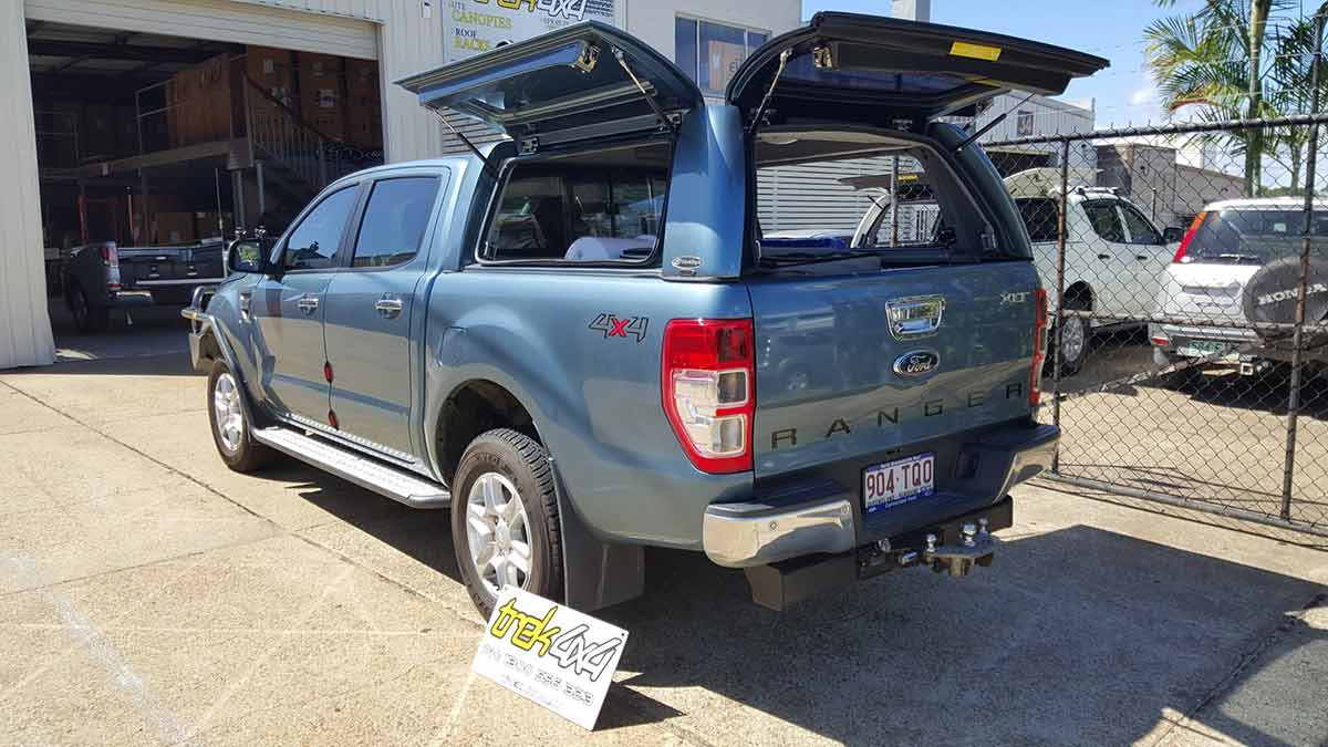 new-2012-ford-ranger-px-ranger-dc-workstyle & FORD RANGER PX WORKSTYLE CANOPY