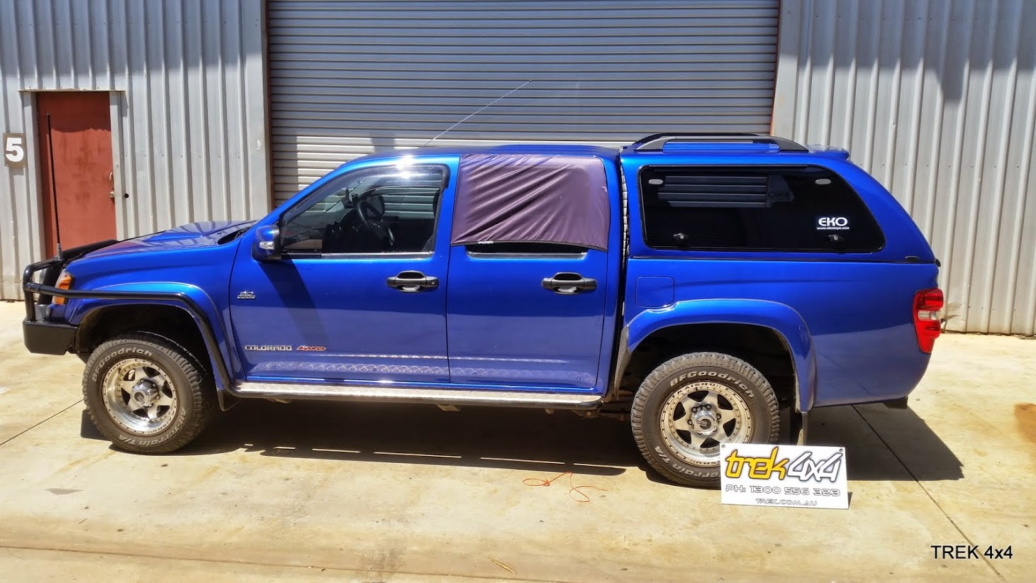 Holden Colorado Rc 2008 2011 Dual Cab Canopy