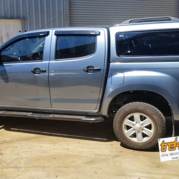 mitsubishi triton roof racks instructions