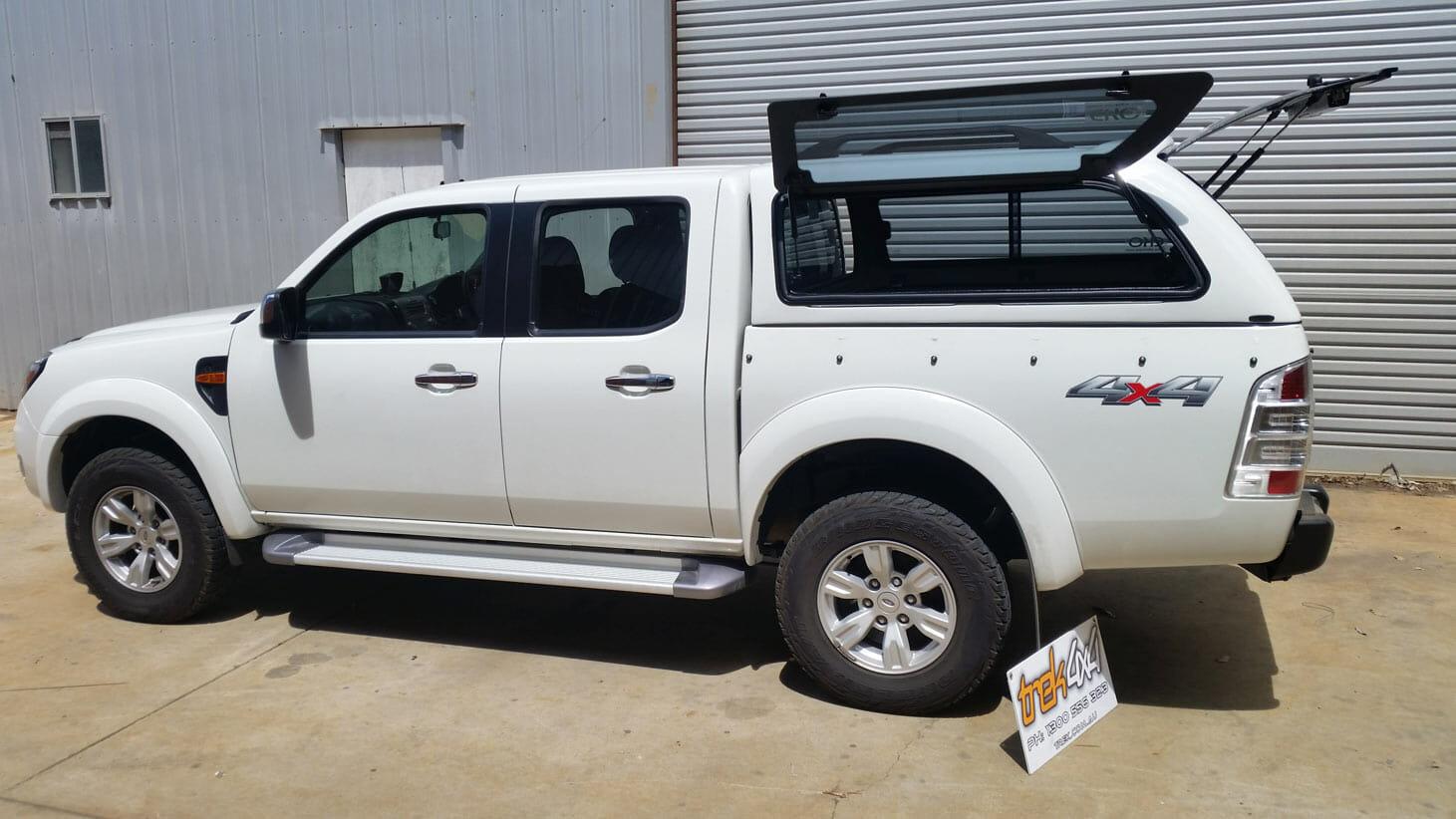 Ford Ranger Pj Pk Eko Dual Cab Canopy