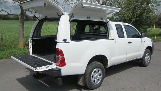 side-window-measurement-toyota-hilux-workstyle-dcouble-cab & Toyota Hilux 2005+ Workstyle Canopy