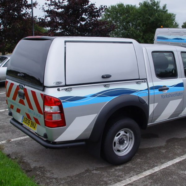 FORD RANGER PJ/PK WORKSTYLE CANOPY 2008-2011