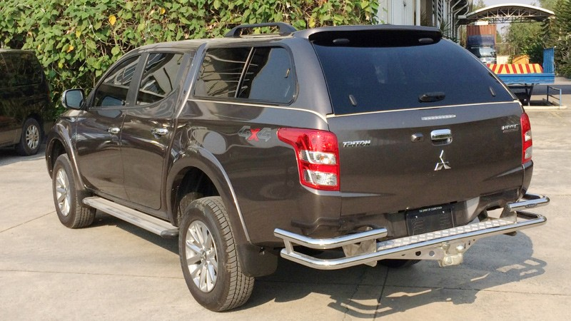 Mitsubishi L200.MK.7 rear
