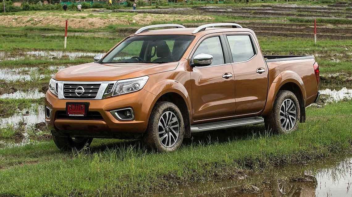 Nissan Navara 2015 NP300 Frontier