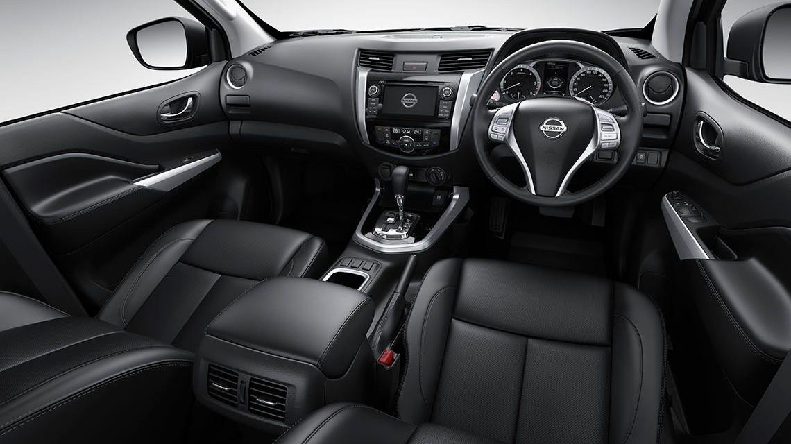 Nissan Navara 2015 NP300 Frontier cabin
