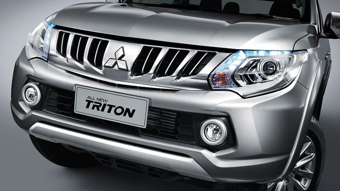 Triton 2015 2.4L Mivec VG-Turbo