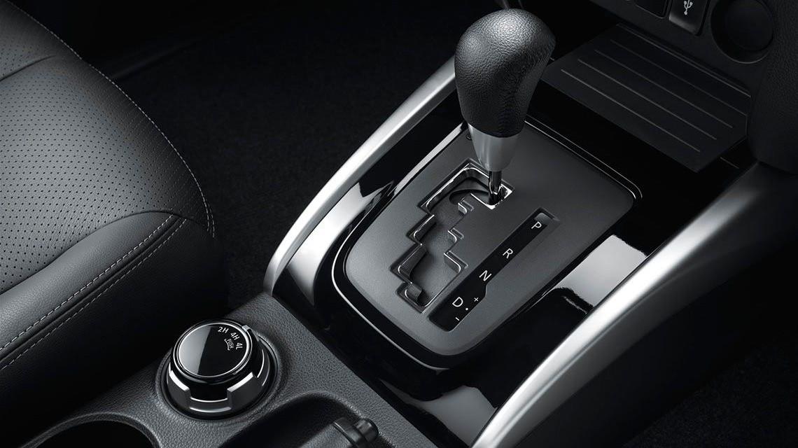 Triton 2015 2.4L Mivec VG-Turbo Auto