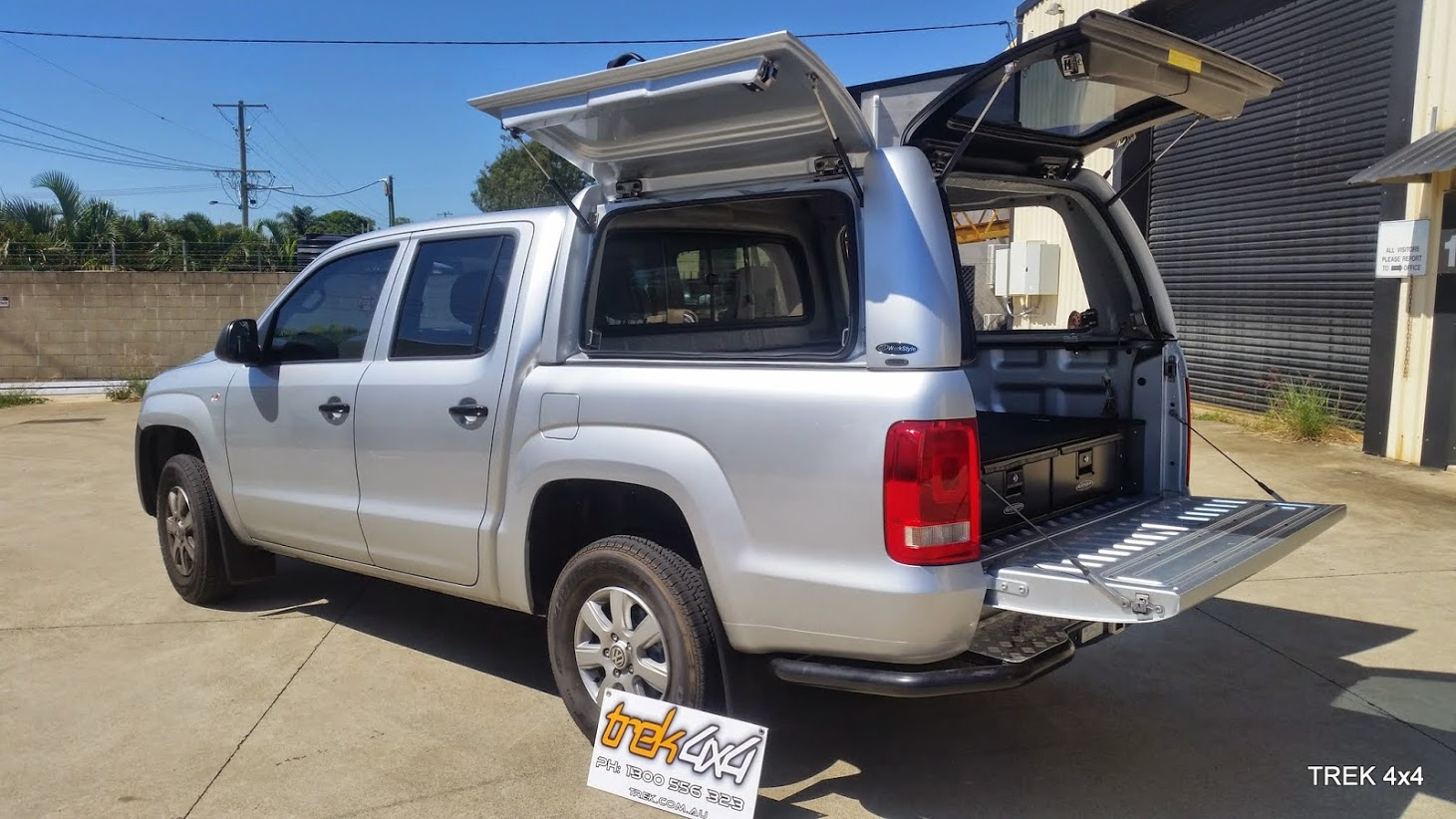 side window measurement workstyle canopy amarok - Open Canopy 2015