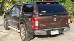 Nissan Navara NP300 2015+ EKO Canopy full of features