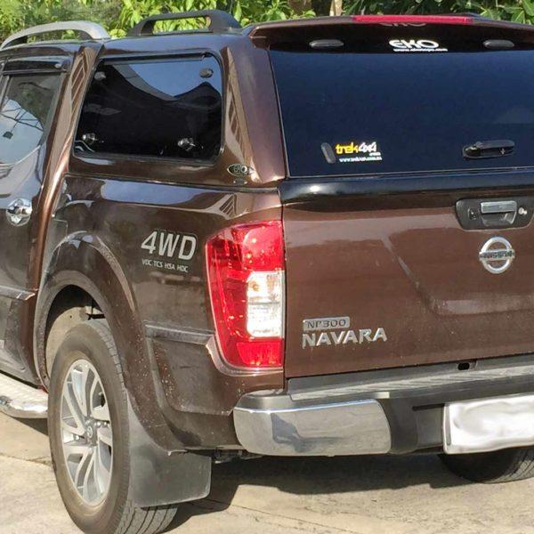 Nissan Navara NP300 2015+ EKO Canopy full of features