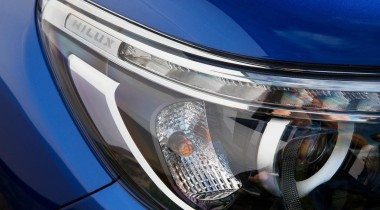 Toyota hilux MK9 2016 front beamers