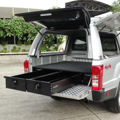 steel drawers for ute