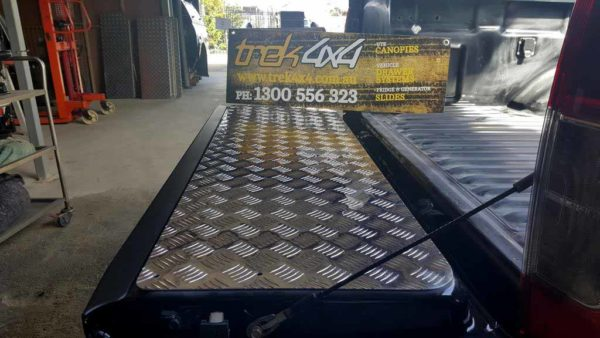 ute tail gate cover