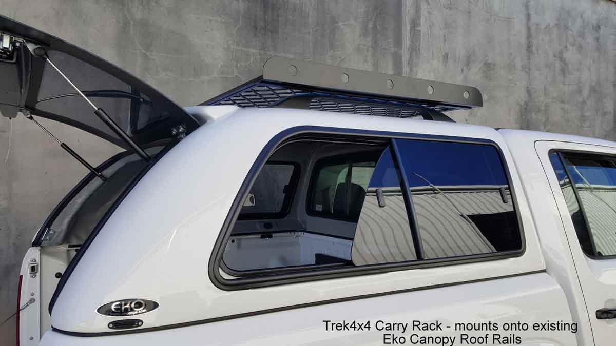 ShopRoof RacksCarry Rack & Flat Top Roof Rack