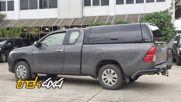 hilux 2016 with workstyle canopy ... & Toyota Hilux 2016 Workstyle Canopy