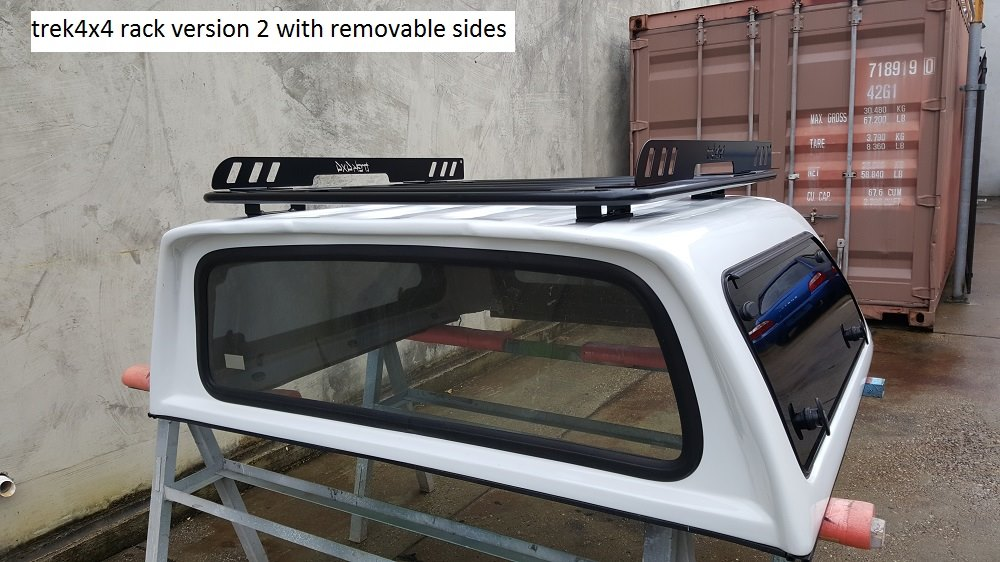 Trek4x4 Canopy Roof Rack Canopies For Your Ute Or 4x4