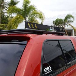 ShopRoof RacksTrek4x4 Canopy ... & Trek4x4 Canopy Roof rack - Canopies for your ute or 4x4 Vehicle