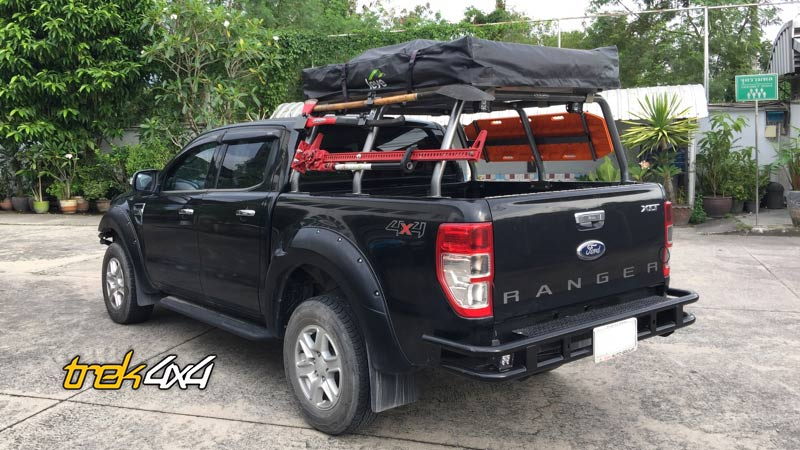 Bed Rack Canopies For Your Ute Or 4x4 Vehicle