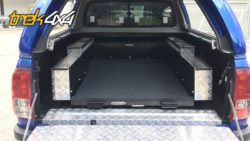 Easy slide for Hilux-Revo