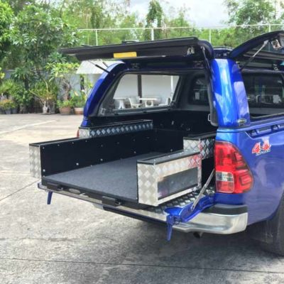 Easy slide for your ute