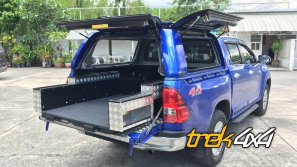 Extend your Hilux 4x4