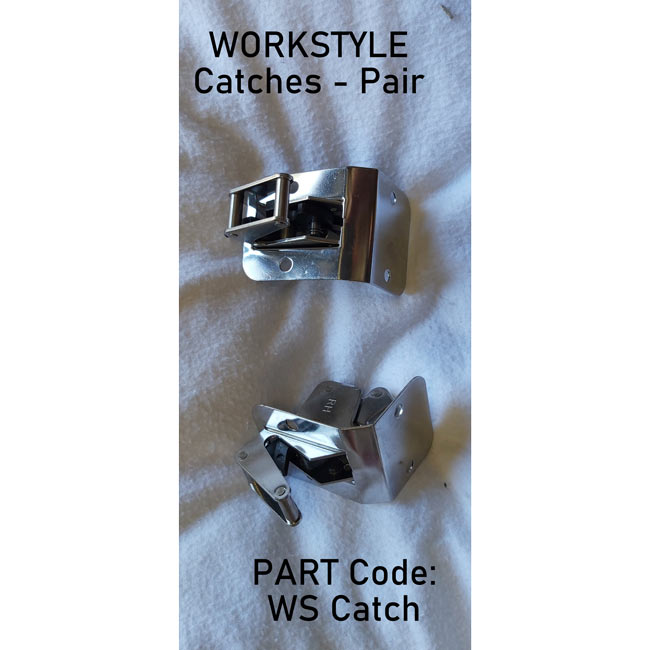WORKSTYLE Catches Pair