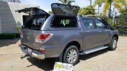 Mazda BT50 2012+ with TREK4x4 Canopy