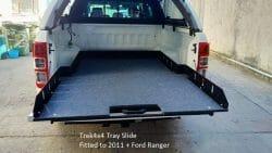 Trek4x4 Tray Slide - Ford Ranger