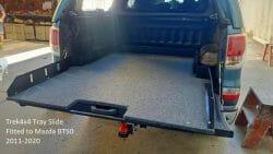 Trek4x4 Tray Slide - Mazda BT 50